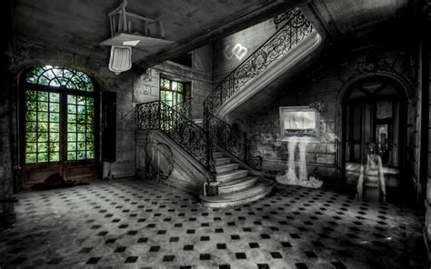 ghost in this house ghost house by crewbest97 on deviantart
