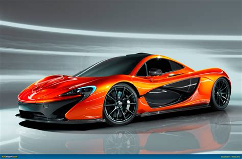 Ausmotive Com 187 Paris 2012 Mclaren P1