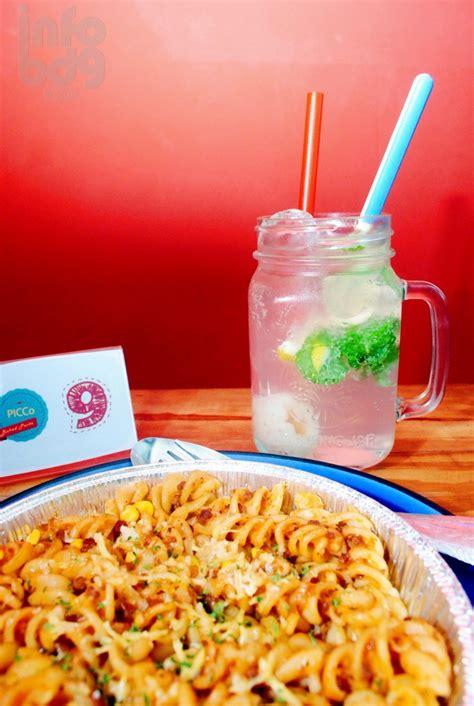 Pasta Leci tempat makan pasta di bandung infobdg