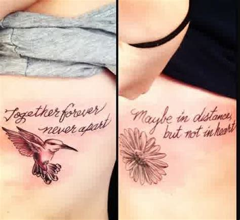 unique best friend tattoos unique matching tattoos for best friends unique best