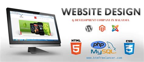 Website Design And Development Company by Web Development Company In Malaysia Web Design Malaysia