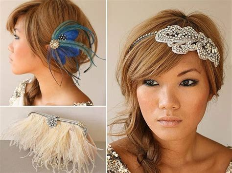 Vintage Wedding Guest Hair Accessories by Bespoke Bridal Accessories Custom Made Bridal Headpiece