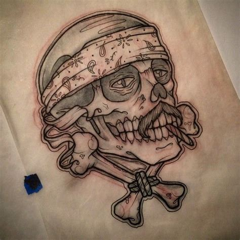 homie tattoo designs the 25 best bandana ideas on gangster