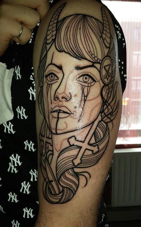 succubus tattoo designs fresh succubus inked by yonmar la bleue belgium