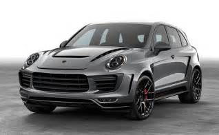 Cayenne Porsche Used Preview Topcar Porsche Cayenne Advantage 2016