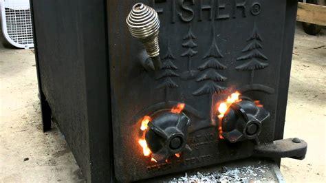 wood stove puffs dangerous fire smoke youtube