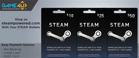 5 Steam Gift Card - 5 ways to buy from steam in india without a credit card