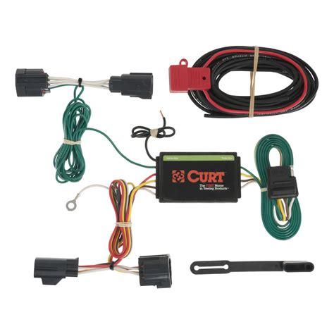 jeep liberty 2008 2012 wiring kit harness curt mfg