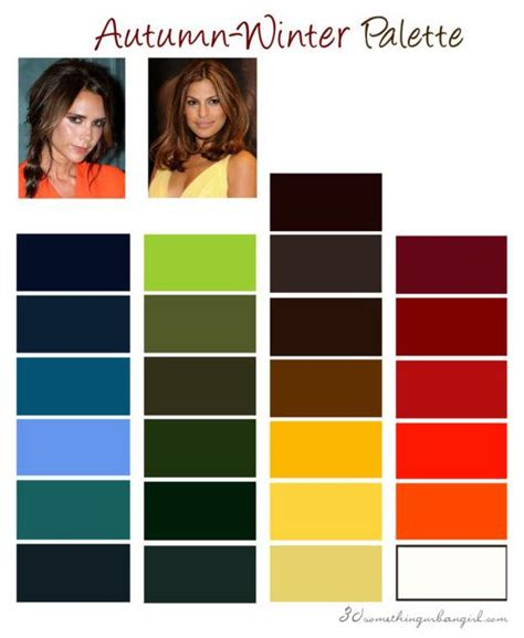 deep autumn color palette pin by agnes turi on color analysis deep autumn color