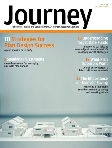jp investment management retirement insigns and solutions from j p asset