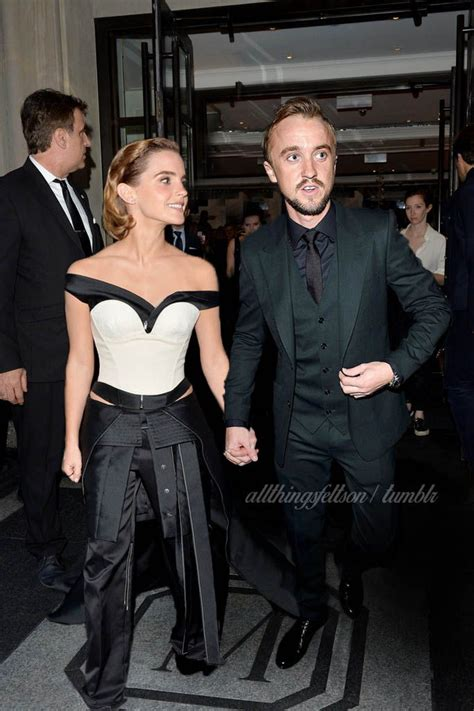 film z emma watson i tom felton 685 best tom felton emma watson images on pinterest
