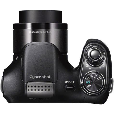 Sony Cybershot Dsc H300 sony cyber dsc h300 digital black 16gb kit
