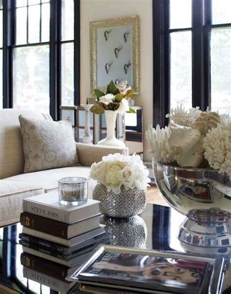 Coffee Table Makeover Ideas Decorate With Style 16 Chic Coffee Table Decor Ideas Style Motivation