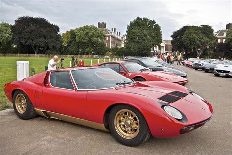 Classic Supercars To Invade Chelsea Autolegends