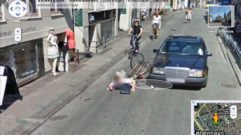 imagenes extrañas captadas por google maps google maps viral 191 notas algo extra 241 o en esta calle de