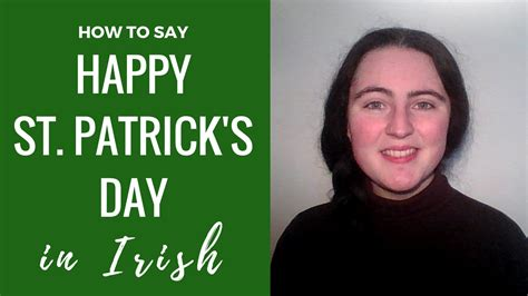 how to say happy s day in how to say happy st s day in gaelic