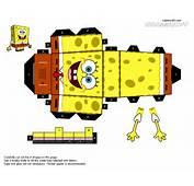 Dini Create Cubeecraft Bob Esponja
