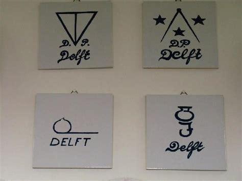 Delft Vase Value Manufacturers Marks Picture Of Delft Pottery De Delftse