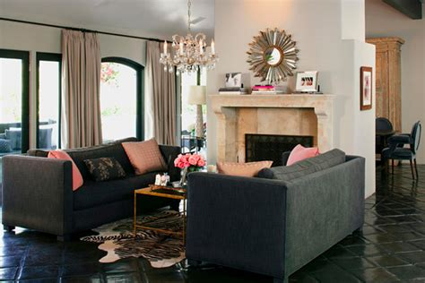 black and pink living room kishani perera re mix master erika brechtel