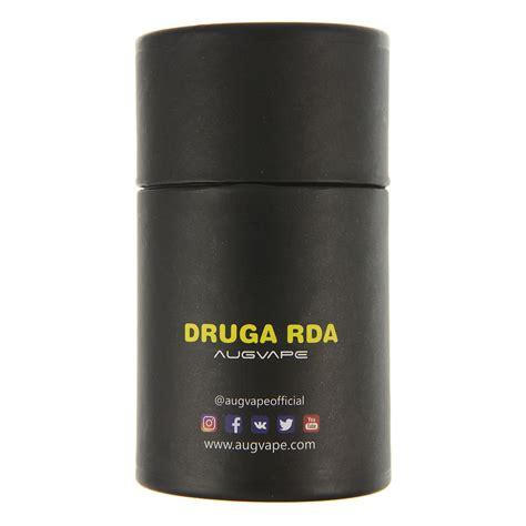 Druga Rda 24 Authentic By Augvape buy the druga rda by augvape at redjuice co uk