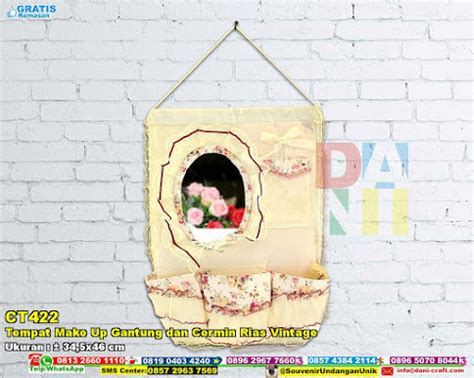 Jual Cermin Gantung cermin rias besar include souvenir pernikahan