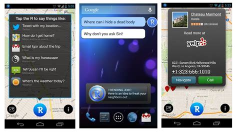 siri on android siri for android these 10 apps are the best alternate