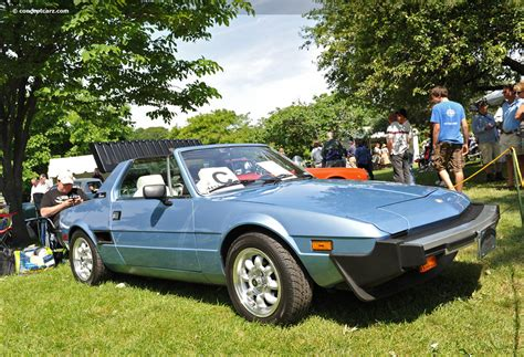 1979 Fiat X19 by 1979 Fiat X1 9 Conceptcarz