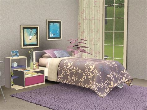 sims 3 bedroom ung999 s sleeping corner teen bedroom
