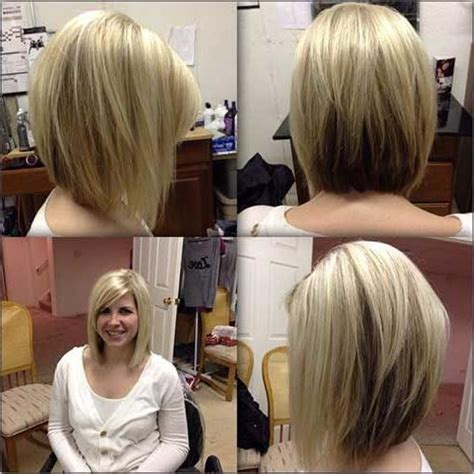 inverted bob with swoop bangs 15 best ideas of long inverted bob haircuts with bangs