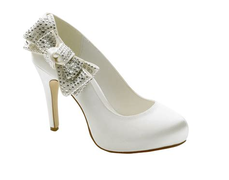 Bridesmaid Shoes by 722 Wedding Dress From Wedding Shoes Direct Hitched Co Uk