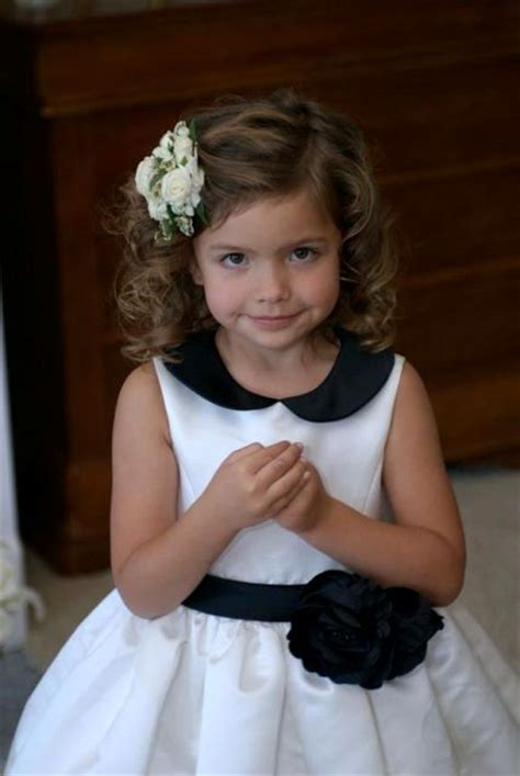 flower girl hairstyles curly 21 super cute flower girl hairstyle suggestions to make