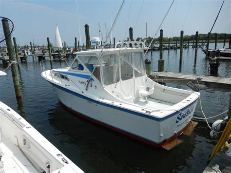 28 uniflite salty dog sportfisher the hull truth - Salty Dog Boat Sales