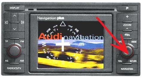 Audi Code Eingeben by Navi Plus 1 Navi Plus Safe Code Bestatigungs Taste Keine
