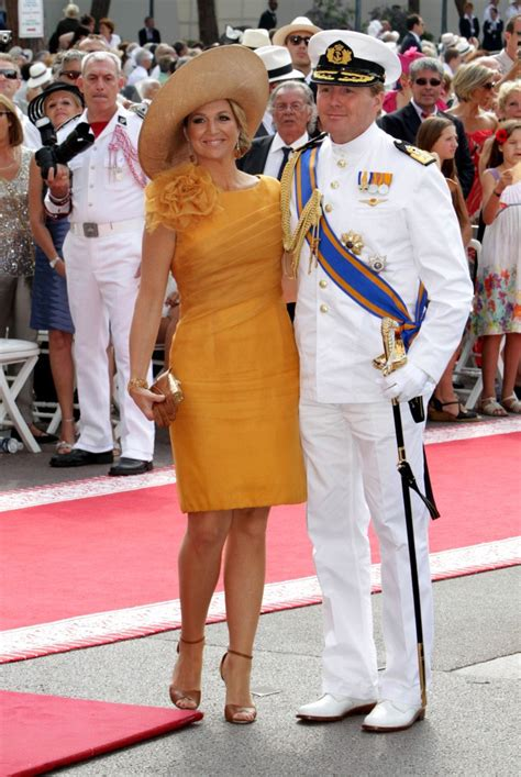 Royal Wedding A Guest List To Be Proud Of by Princess Maxima Photos Photos European Royal Wedding