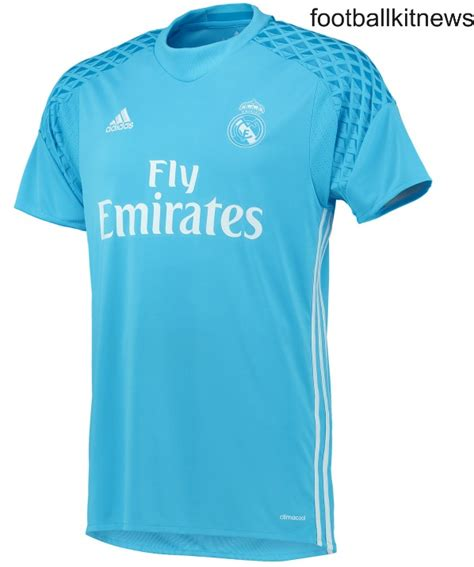 Jersey Real Madrid New 20172018 new real madrid kits 2016 17 adidas unveil home away shirts for 16 17 football kit news