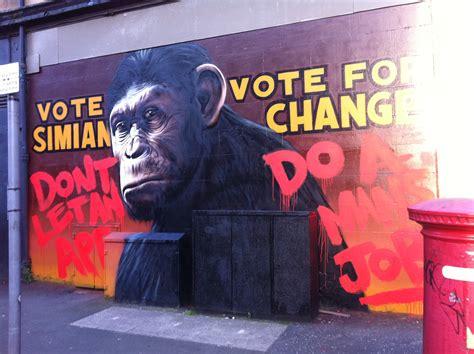 Realistic Wall Murals graffiti advertising street advertising services