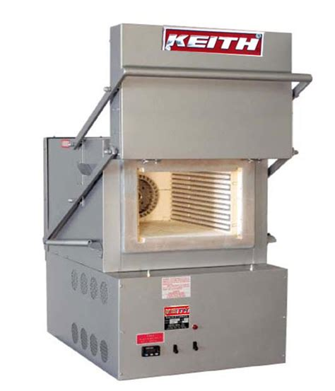 Oven Furnace keith company bench top tempering heat treat furnace bench top drawing furnace stress reli