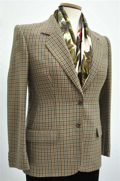 tweed jacket size 12 aquascutum tweed jacket size 12 14 vintage
