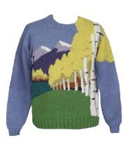 knitting pattern gif yarn kit for knitting autumn aspens sweater