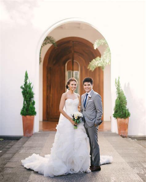 Dress Silang soft silang wedding philippines wedding