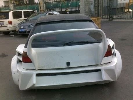 Auto Extreme Tuning by Extreme Tuning From China Citroen Fukang Carnewschina
