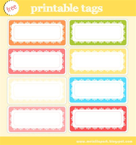 printable tags free printable tag collection and digital scrapbooking