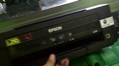 Power Supply Printer Epson L210 cara melepas bongkar power supply epson l210