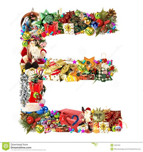 christmas decoration letters holliday decorations