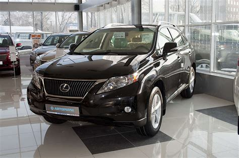 Headl Lexus Rx 270 Original used 2012 lexus rx270 photos 2700cc gasoline automatic for sale