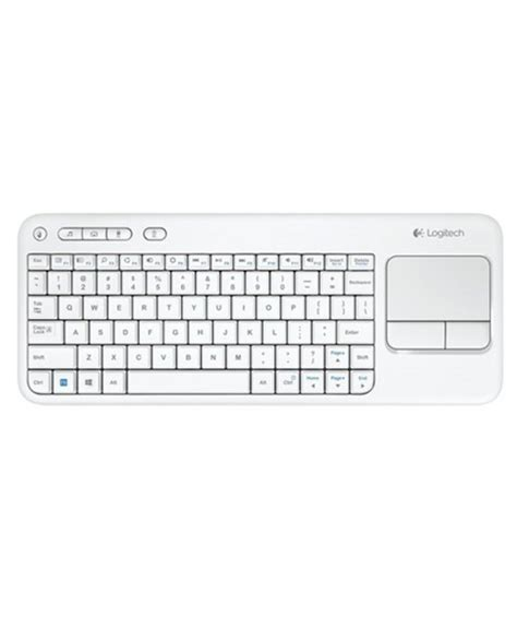 Dijamin Logitech Wireless Keyboard K400r install logitech wireless keyboard k400r user