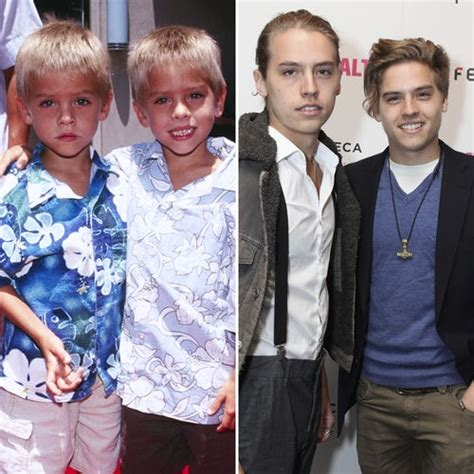 dylan and cole sprouse 2005 new year amanda bynes dylan and cole sprouse and 8 more stars who