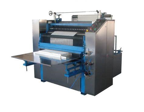 A Machine m 5138 square cotton pad production machine
