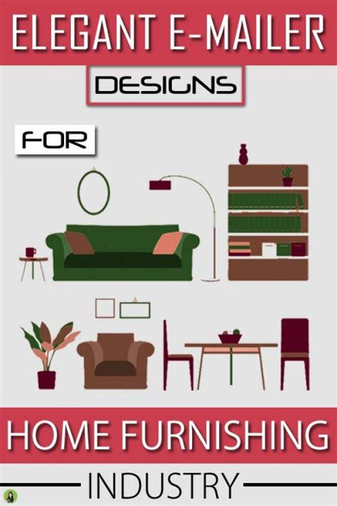 promoteion e mailer design service for home furnishing