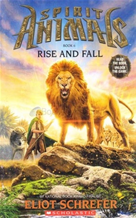 Spirit Book spirit animals book 6 rise and fall bookganga